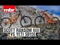 12,000m down: Scott Ransom VS Yeti SB150 in the Alps | Mountain Bike Rider