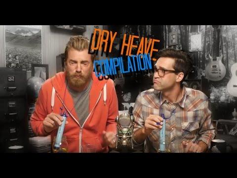 Rhett & Link Dry Heave Compilation