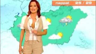 Tv2 Időjárásjelentés Noéminek Melege Van: