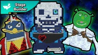 Smash Stage Builder  NSAN TY