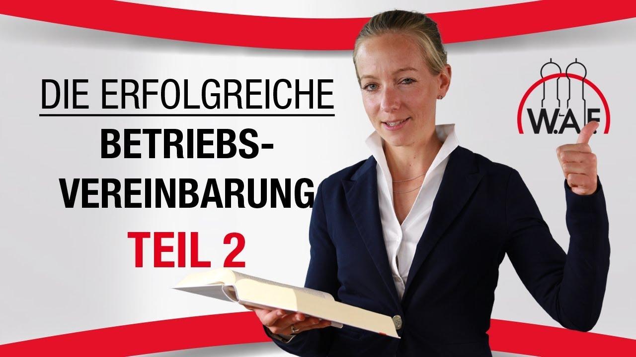 Betriebsverfassungsrecht Fur Betriebsratsmitglieder 9