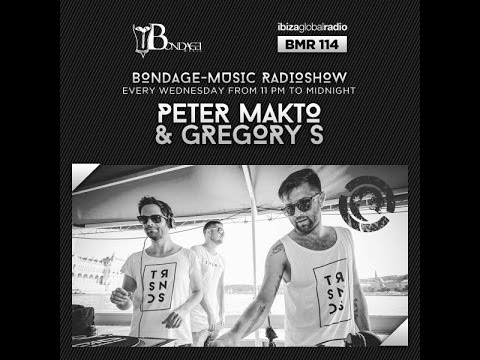 Bondage Music Radio - Edition 114 mixed by Peter Makto & Gregory S