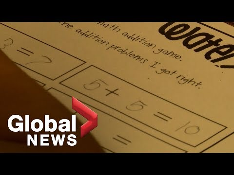 Boy overwhelmed by math homework calls 911 for help