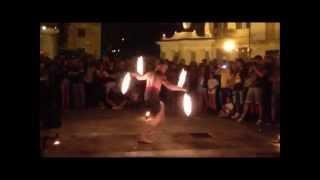 Kalaripayattu - La Danza del Fuoco - Mojoca 2014