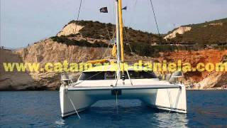 Catamaran Charter Rent Greece