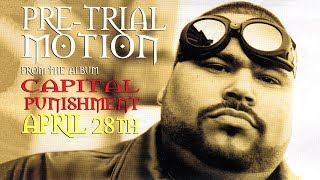 Download A3 Big Pun, Cuban Link & The Beatnuts - Off The Books Pre-Trial Motion Cassette MC RIP RARE 432Hz MP3 song and Music Video