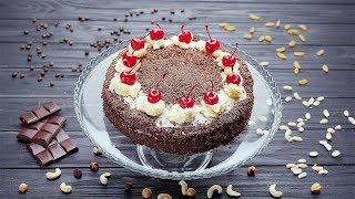 Торт «Черный лес» - Рецепты от Со Вкусом