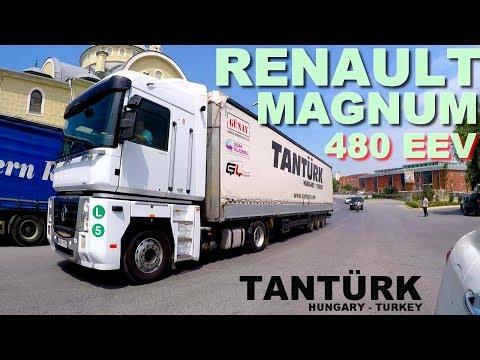 Renault Magnum 480 EEV - Tantürk