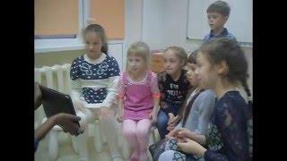 Наш супер клуб и супер педагог Анна Валерьевна устроили интересный урок с Глорией!