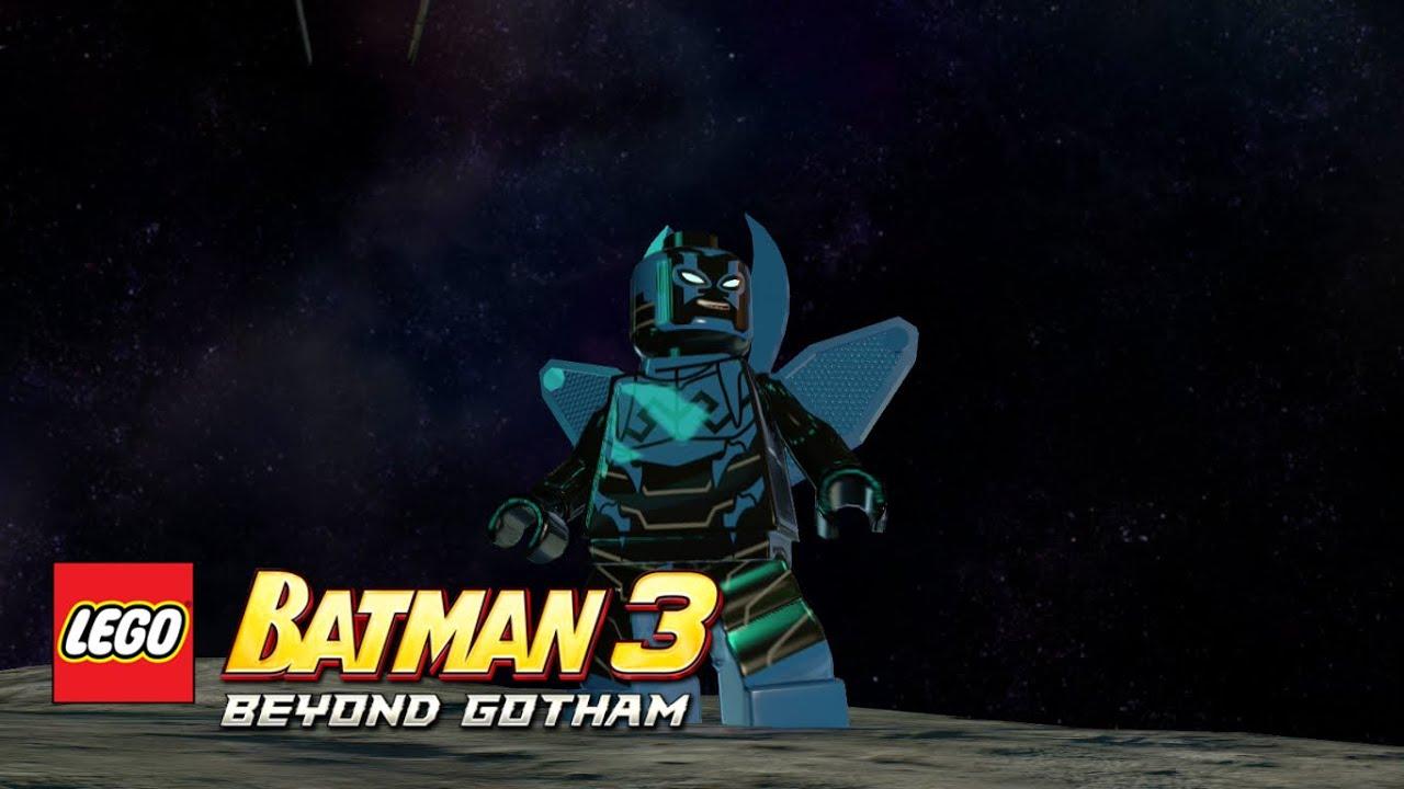moon base lego batman 3 - photo #15