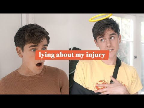 Lying About My Injury
