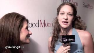 Shevaun Kastl, Blood Moon Film Premiere, Lynn Maggio