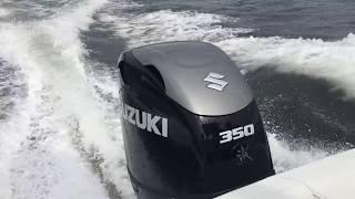 トップノットTOPKNOT 新型DF350A船外機