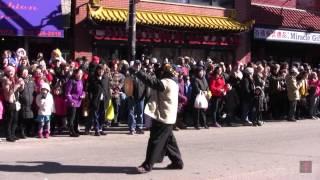 Chinese New Year Parade, Chinatown Chicago 2013