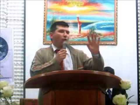 Hno Angelo Zarate - La mujer que toco el manto de Jesús