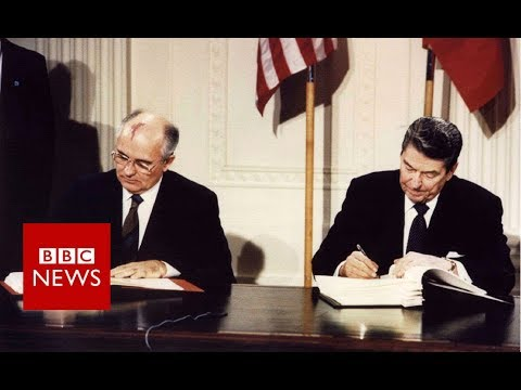 Do we really need nuclear treaties? - BBC News