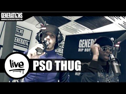Youtube: PSO Thug – Demoniak (Live des studios de Generations)