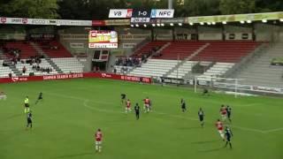 VB - Nyk�bing FC 2-0 (23/09-2016)