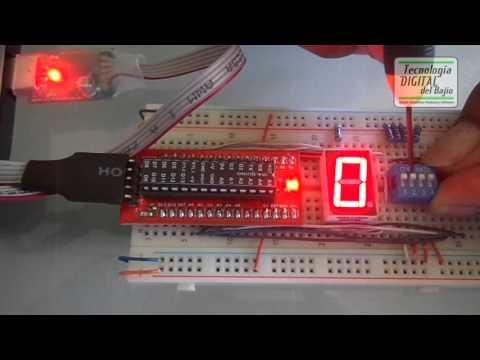 Iraduino - Ejemplo #6 Como usar un Dip-switch