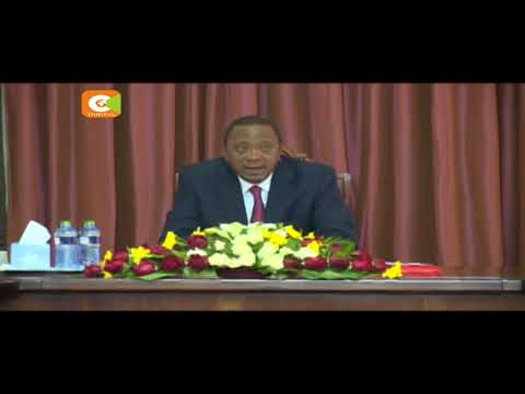 Kenyatta, Ruto to meet parliament leaders on Tuesday