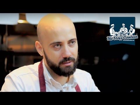 Alex Craciun talks about Sosharu London, Japanese cooking and Jason Atherton