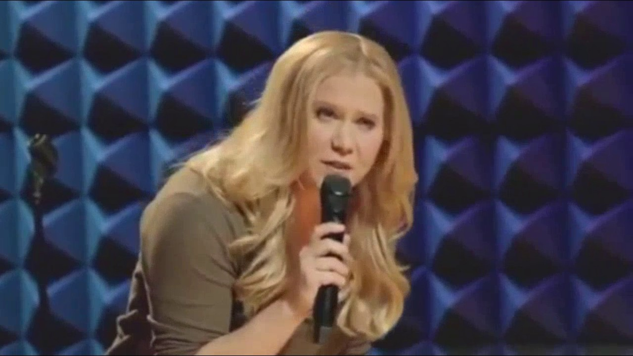 amy schumer stand up special 2015 amy schumer stand up comedian