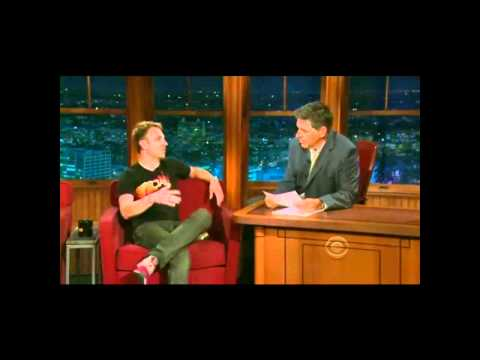 Chris Hardwick takes Craig Ferguson's Money
