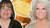 Ina Garten Vs. Paula Deen: Whose Pound Cake Is Better?