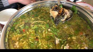 """Lê Tấn Lợi cùng bà """"5 mập"""" thưởng thức các món ăn """"Đồng"""" đậm chất miền tây tại quê nhà!"""