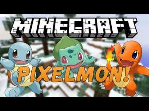 Pixelmon #8 - Ranch block Como reproduzir pokemons - PT BR