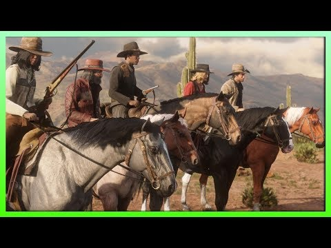 RDO Update, Up In Smoke & More W/ Posse! Red Dead Redemption 2 Online thumbnail