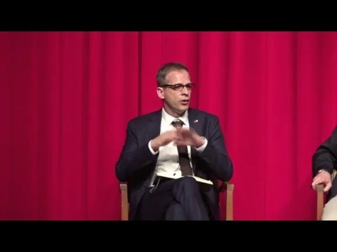 Transtlantic Townhall: The Mass Migration and Refugee Crisis / Overcoming Partisanship