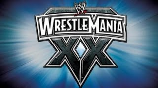 Wrestlemania 20(XX) Theme Song