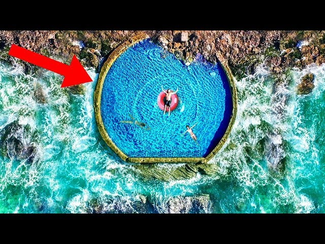 Most AMAZING Swimming Pools You HAVE To Try!