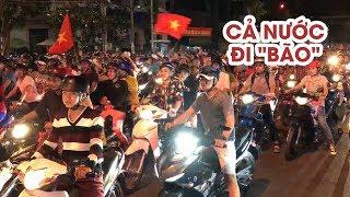 Hàng triệu người Việt Nam xuống đường ĐI BÃO mừng chiến thắng