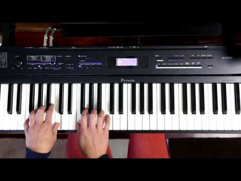 Chordies 24 - Piano Improvisation Lesson: Expression and Variation