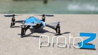 Estes Proto-Z Micro Quadcopter Drone RTF Video
