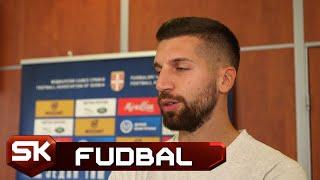 Matija Nastasić Za SK: Očekuje Nas Mnogo Posla   SPORT KLUB Fudbal