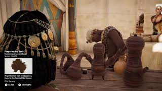 Assassins Creed Origins Discovery Tour Mummies