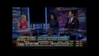 "Domenic Romano on Fox Business News - Money with Melissa Frances ""Spare Change"" - 12/5/13"