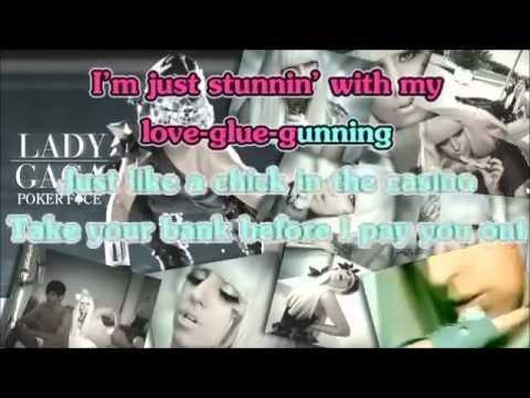 Lady Gaga - Pokerface InsertNameCover ft. Vampir