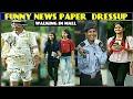 FUNNY DRESS UP PRANK in jaipur wtp!! 3 jokers !! prank in indian