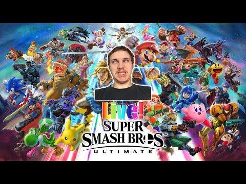 Super Smash Bros Ultimate - Sunday Funday thumbnail