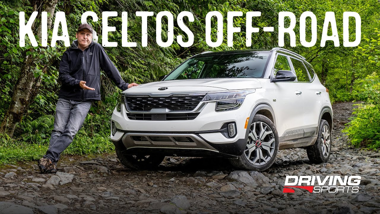 2021 Kia Seltos AWD Turbo Crossover Review and Offroad Test