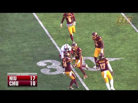 Football vs Northern Illinois - November 24, 2017