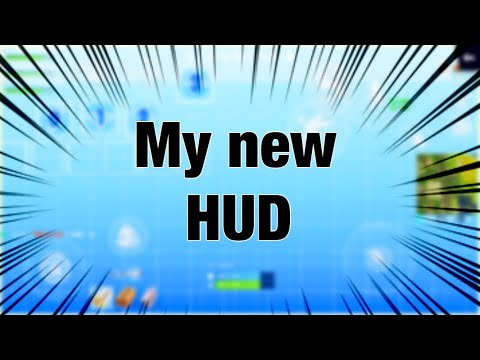 My New HUD // New 90s //Fortnite Mobile Gameplay / IPhone 6s
