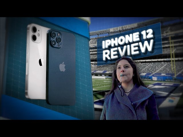iPhone 12, iPhone 12 Pro Review: 5G, Cameras and New Design Tested | WSJ