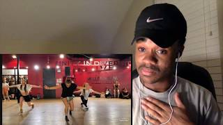 SHAWN MENDES   In My Blood   Kyle Hanagami Choreography REACTION