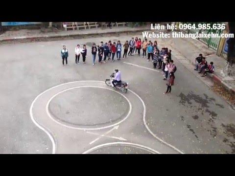 Thi bằng lái xe máy A1 tại Hà Nội - 0964.985.636 - thibanglaixehn.com