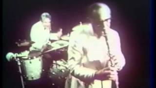 Benny Goodman Quartet with Gene Krupa drum solo!!
